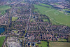Aerial photo of York.