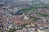 Aerial photo of York.