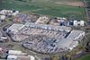 Aerial photo of Monks Cross Shopping Park