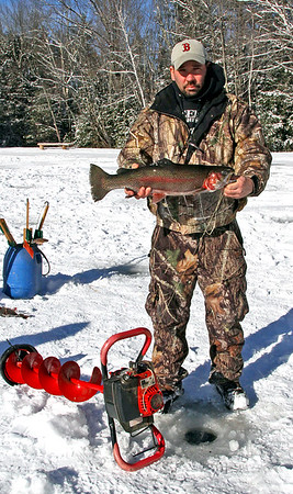 Townsend Ice Fishing Derby