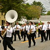 The Band providing Marching Music. Sentinel & Enterprise/ Jim Fay