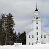 NASHOBA VALLEY VOICE/ANNE O'CONNOR<br /> New Beginnings United Methodist Church meets at the Old Meeting House on Townsend Common. The congregation was formed from the members of the Townsend and Pepperell Methodist Churches.