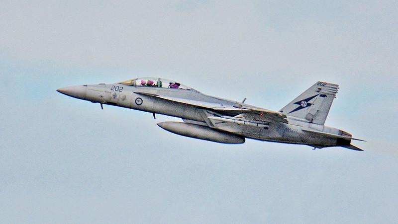 """""""RAAF F/A 18F Super Hornet."""""""
