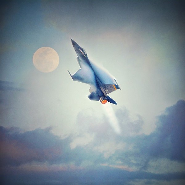 """""""Shoot for the Moon."""""""