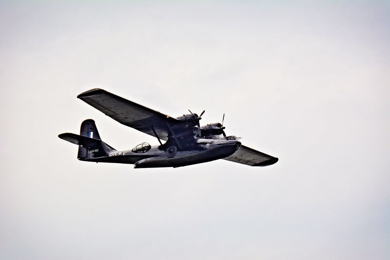 """""""Felix, Consolidated PBY Catalina"""" 1/3."""