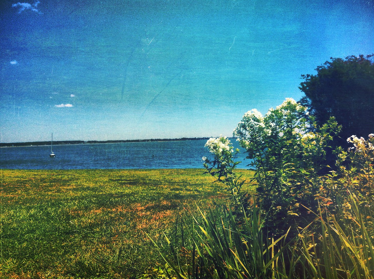 Stonington CT.<br /> <br /> iPhoneography