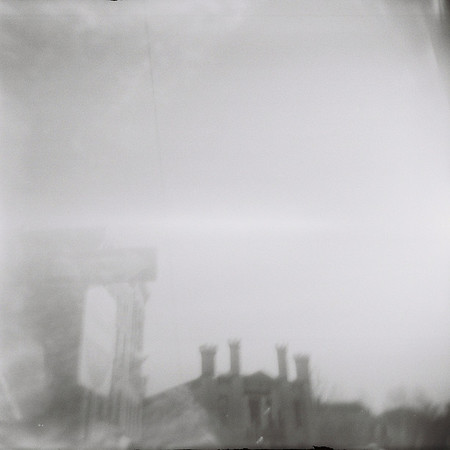 Northampton MA.<br /> <br /> Holga photograph with broken camera, expired film
