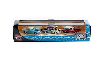 Chevy Car Set