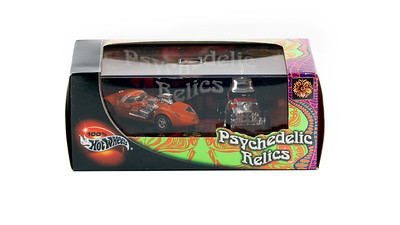 Psychedelic Relics