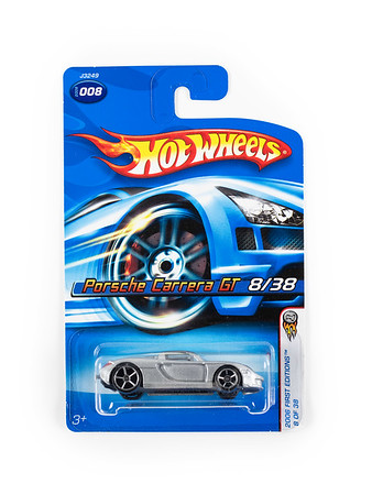 Porshe Carrera GT 8/38
