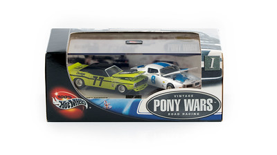 Vintage PONY WARS Road Racing