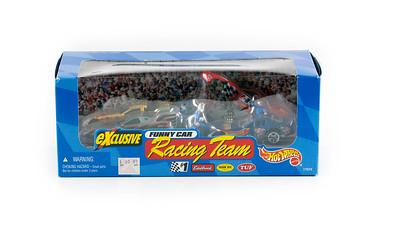 Funny Car Racing Team