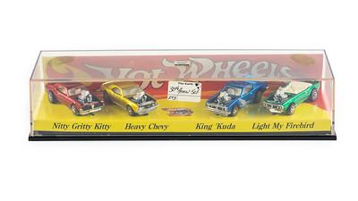 Nitty Gritty Kitty, Heavy Chevy, King 'Kuda, Light My Firebird