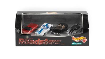 Super Roadsters Car Set