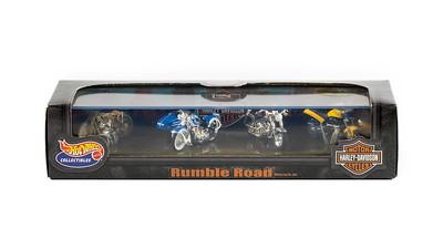 Rumble Road Motorcycle Set