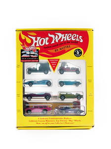 Hot Wheels 25th Anniversary Collectors Edition