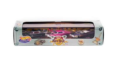 Cars of The Hard Rock Cafe