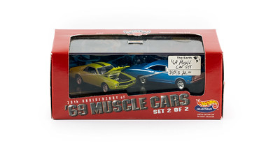 30th Anniversary of '69 Muscles Cars