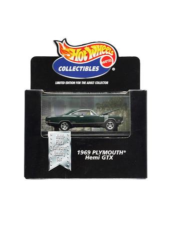1969 Plymouth Hemi GTX
