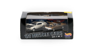 30th Anniversary of '69 Muscle Cars