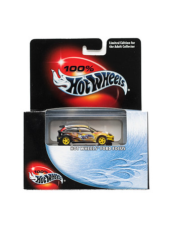 Hot Wheels Ford Focus