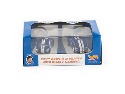35th Anniversary of The Shelby Cobra
