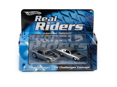 '70 Challenger / '06 Challenger Concept