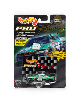 """""""Race-Damaged"""" Look: Scrapes, Tire Marks and Track Grime!"""