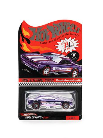 Plymouth Barracuda Funny Car