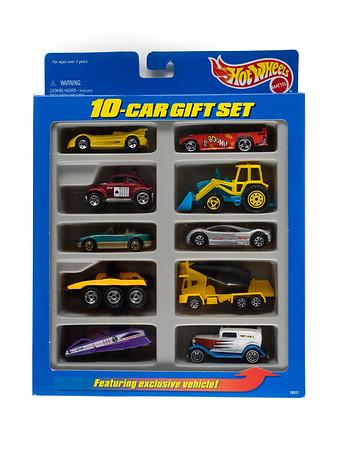 10-Car Gift Set