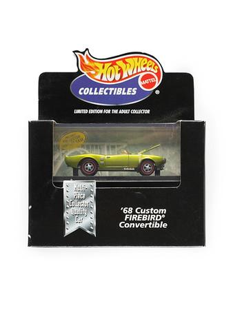 '68 Custom FIREBIRD Convertible