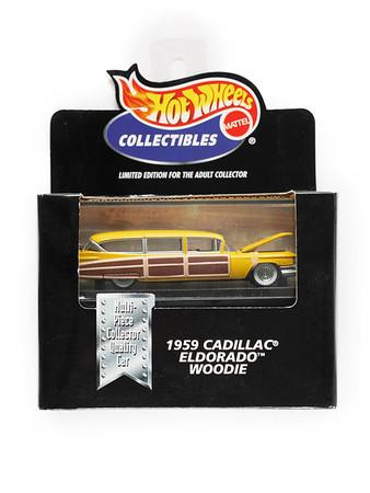 1959 Cadillac Eldorado Woodie