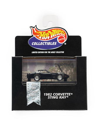 1982 Corvette Sting Ray