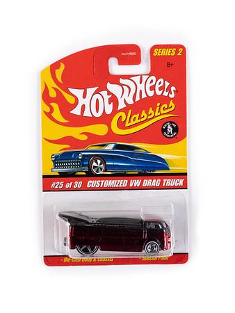 Customized VW Drag Truck