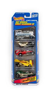 Hot Wheels Crazy Classics III