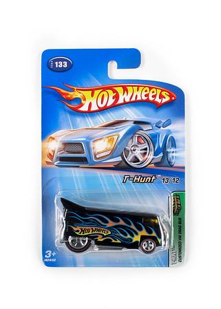 Customized VW Drag Bus