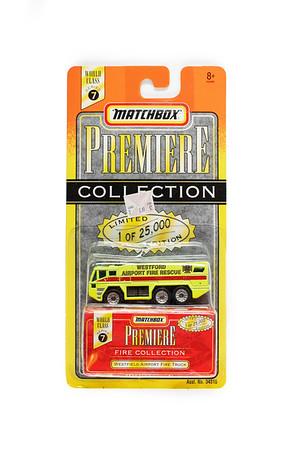 Westfield Airport Fire Truck