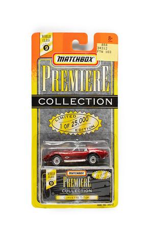 Corvette T-Top