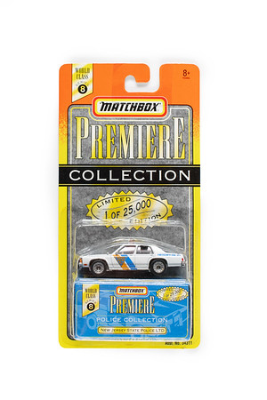 New Jersey State Police LTD