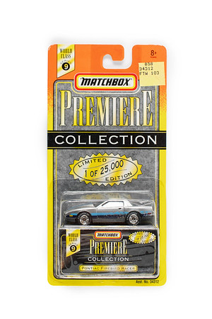 Pontiac Firebird Racer