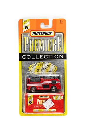 Richfield Co. Snorkel Fire Truck