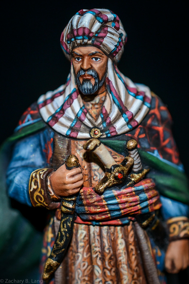 Sultan Saladin 3