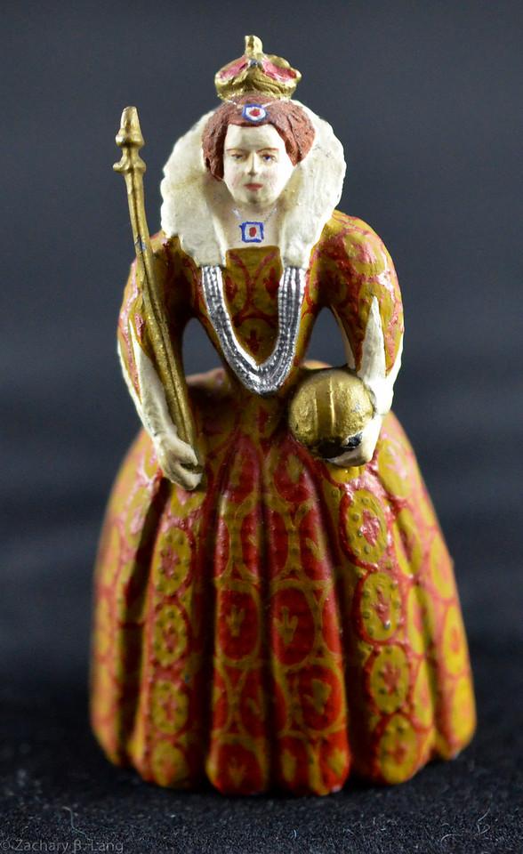 HRH Elizabeth I