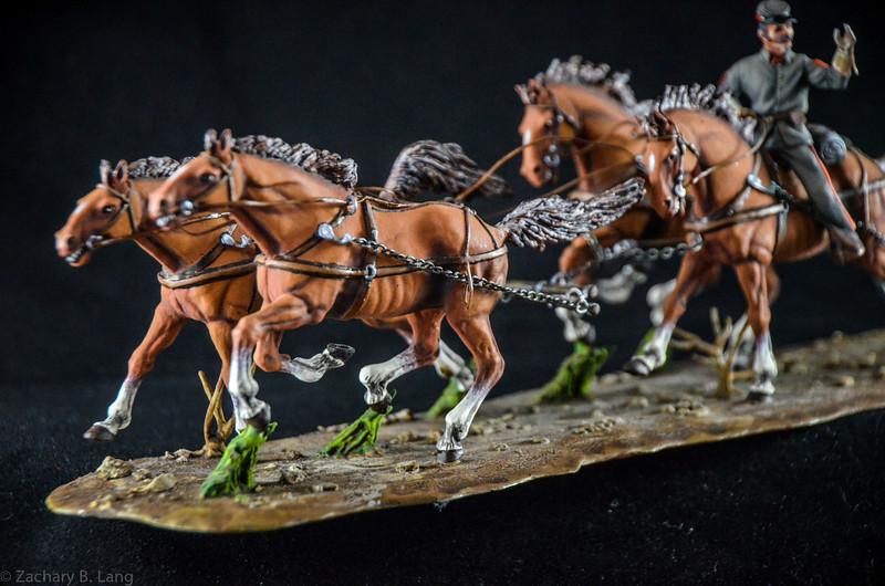 Confederate Horse Artillery Unit 4