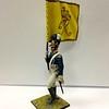 1st 'Prince Paul' Wurttemberg Line Infantry Standard Bearer-First Legion-NAP0136