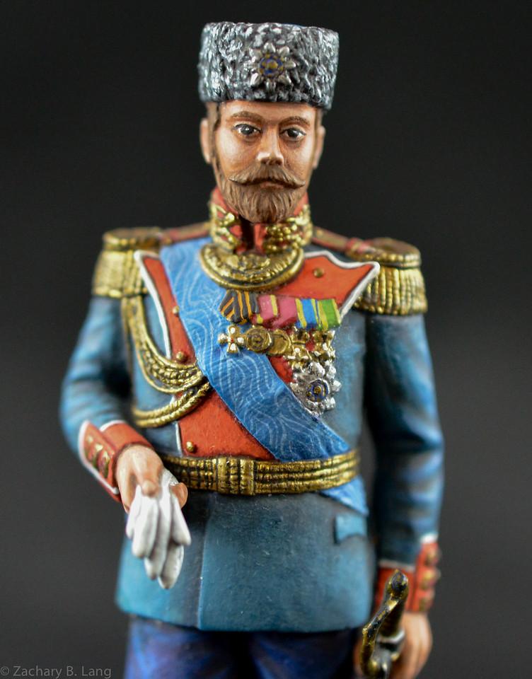 N802 90mm Czar Nicholas II 3