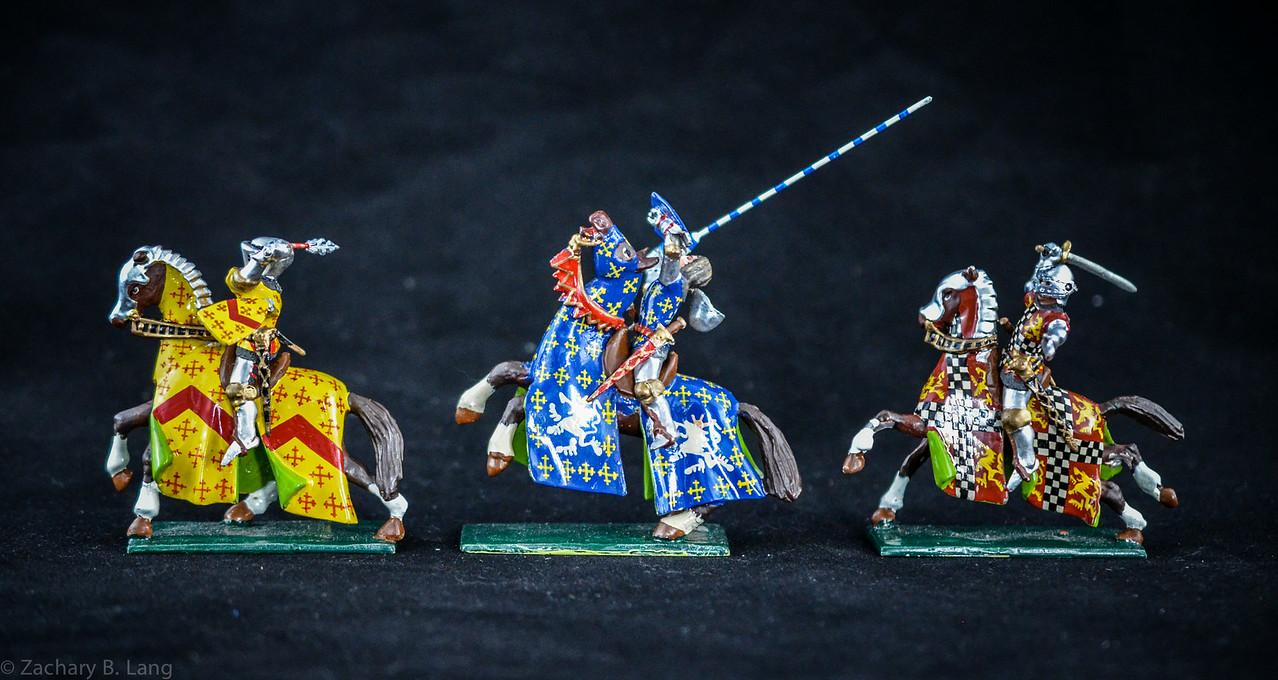 Hornung Heraldic Knights 1