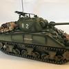 US M4 75mm Sherman Tank Hurricane-First Legion-NOR048