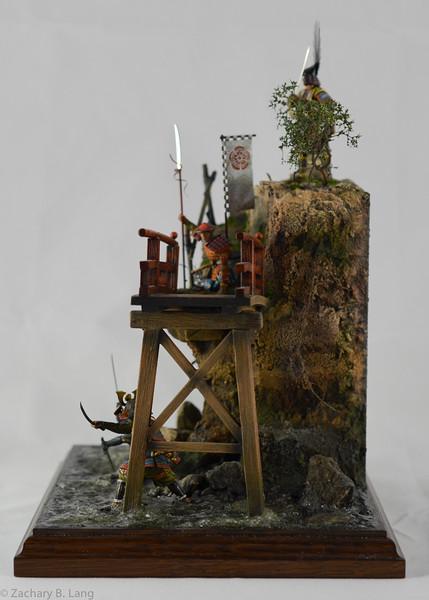 D97 Samurai Diorama - AeroArt 3