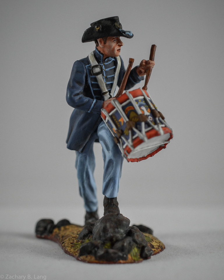 Union Drummer, 7th NH Vol  Infantry Regiment 2
